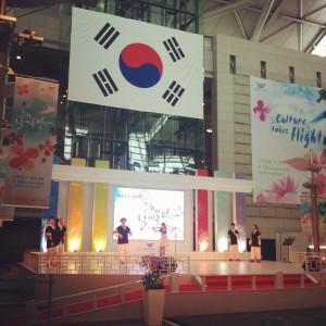 South Korea - Welcome show