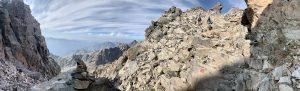 GR 20 Rocks